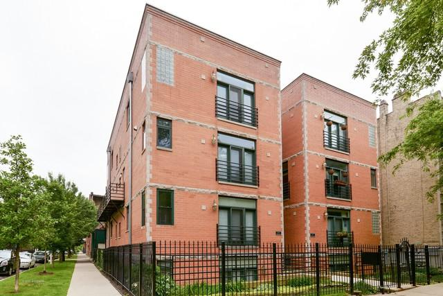 1457 N Maplewood Avenue 1E, Chicago, IL 60647 (MLS #09992763) :: The Perotti Group