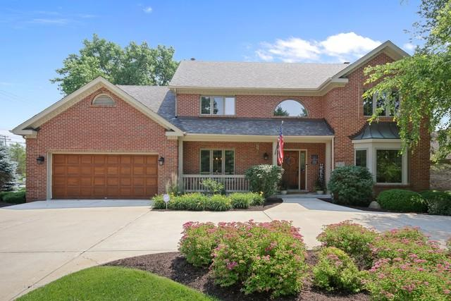 13107 S 80th Court, Palos Park, IL 60464 (MLS #09992796) :: The Wexler Group at Keller Williams Preferred Realty