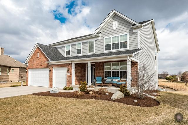 3707 Ryder Court, Naperville, IL 60564 (MLS #09992802) :: The Wexler Group at Keller Williams Preferred Realty
