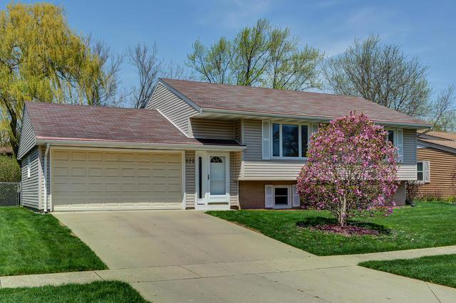 502 Estate Drive, Buffalo Grove, IL 60089 (MLS #09992817) :: Ani Real Estate