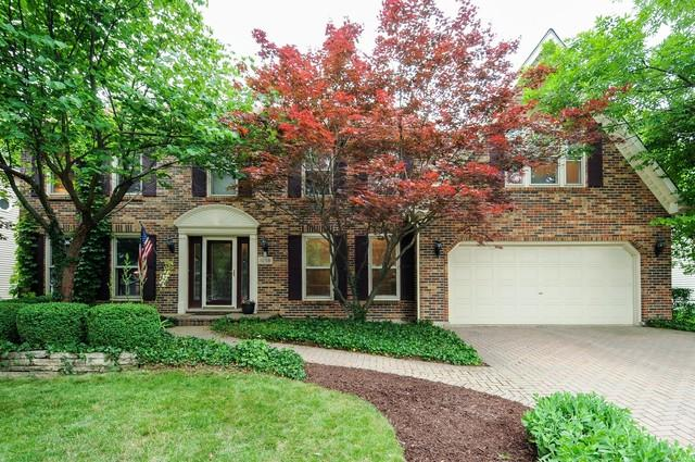 1058 Augustana Drive, Naperville, IL 60565 (MLS #09992837) :: The Wexler Group at Keller Williams Preferred Realty
