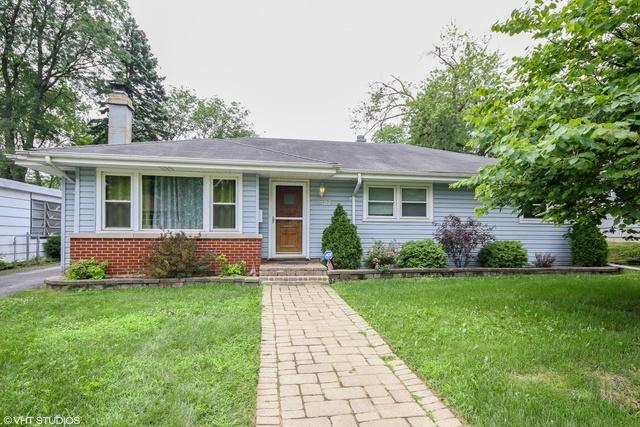 1427 Birch Road, Homewood, IL 60430 (MLS #09992892) :: The Wexler Group at Keller Williams Preferred Realty
