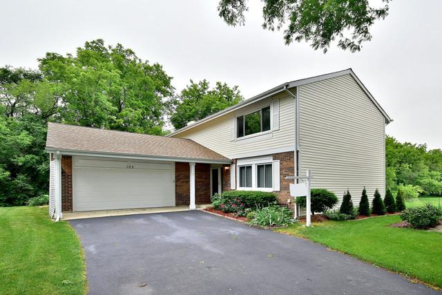 105 Kimberry Court, Rolling Meadows, IL 60008 (MLS #09992895) :: Ani Real Estate