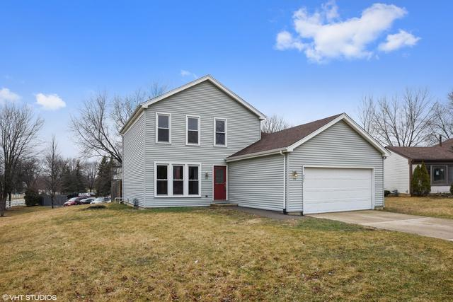 921 Brendon Drive, Schaumburg, IL 60194 (MLS #09992916) :: Ani Real Estate