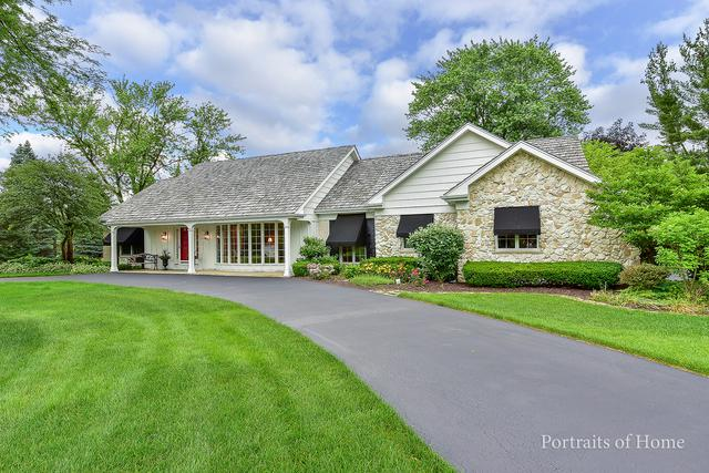 2 Fox Lane, Palos Park, IL 60464 (MLS #09993000) :: The Wexler Group at Keller Williams Preferred Realty