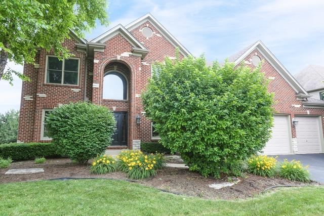5815 Rosinweed Lane, Naperville, IL 60564 (MLS #09993001) :: The Wexler Group at Keller Williams Preferred Realty
