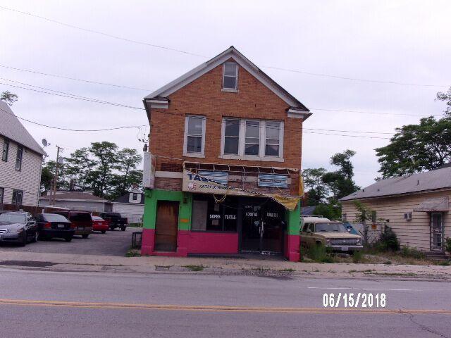 15735 Halsted Street, Harvey, IL 60426 (MLS #09993011) :: The Dena Furlow Team - Keller Williams Realty