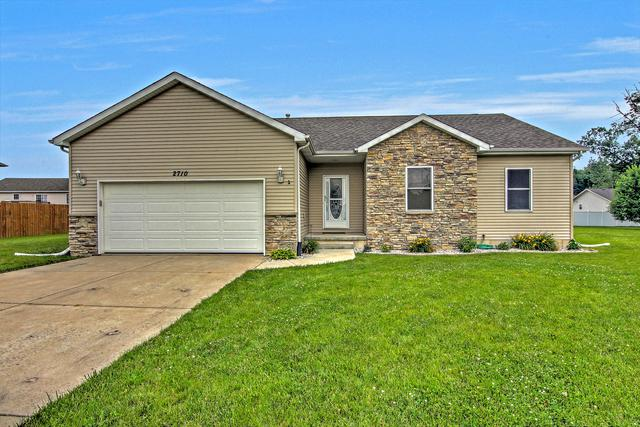 2710 Palladin Circle, Portage, IN 46368 (MLS #09993059) :: The Jacobs Group