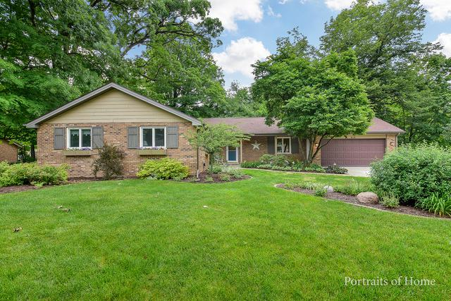 619 Tanglewood Lane, Frankfort, IL 60423 (MLS #09993060) :: Ani Real Estate