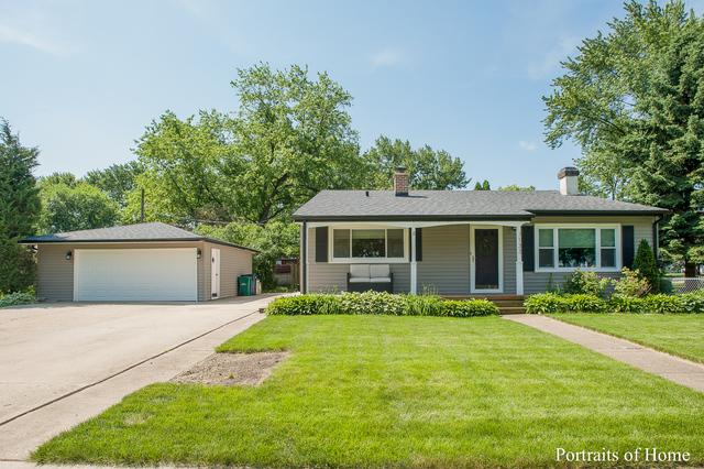 133 E Goebel Drive, Lombard, IL 60148 (MLS #09993083) :: Ani Real Estate