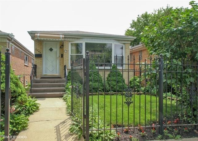 5343 N Central Avenue, Chicago, IL 60630 (MLS #09993096) :: The Dena Furlow Team - Keller Williams Realty