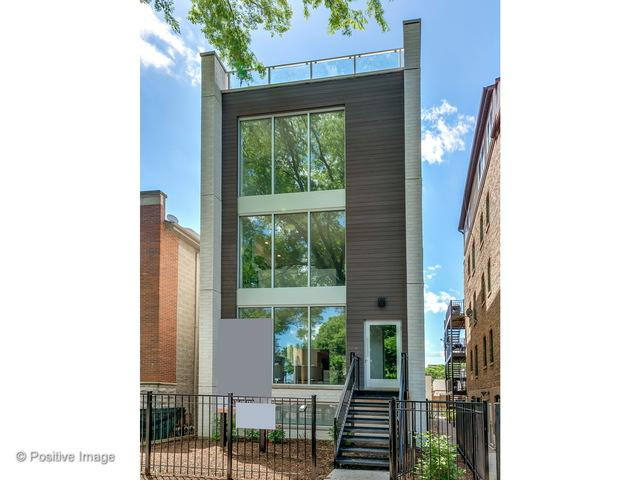 2224 N Seeley Avenue #3, Chicago, IL 60647 (MLS #09993100) :: Ani Real Estate