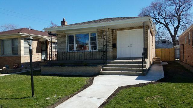 319 W 101st Place, Chicago, IL 60628 (MLS #09993129) :: Ani Real Estate