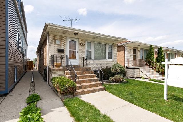 5446 S Luna Avenue, Chicago, IL 60638 (MLS #09993182) :: Ani Real Estate