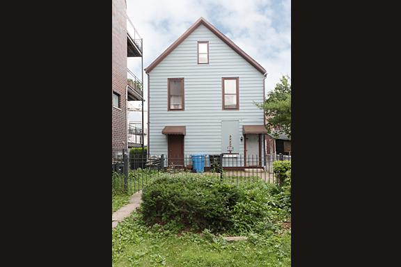 2427 W Homer Street, Chicago, IL 60647 (MLS #09993245) :: Ani Real Estate