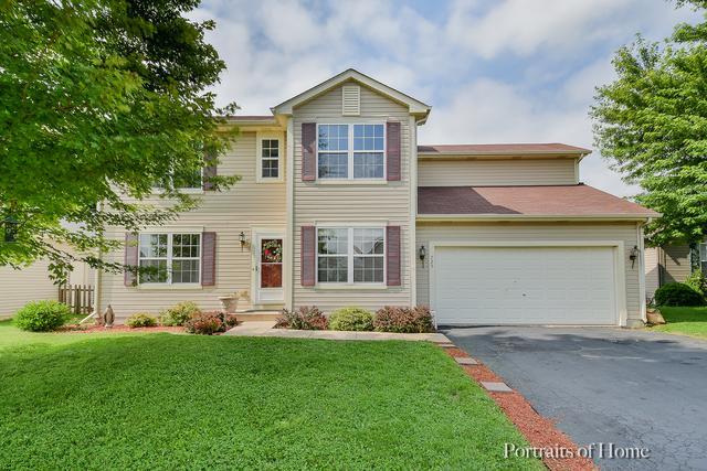 725 Hyacinth Lane, Dekalb, IL 60115 (MLS #09993299) :: Ani Real Estate