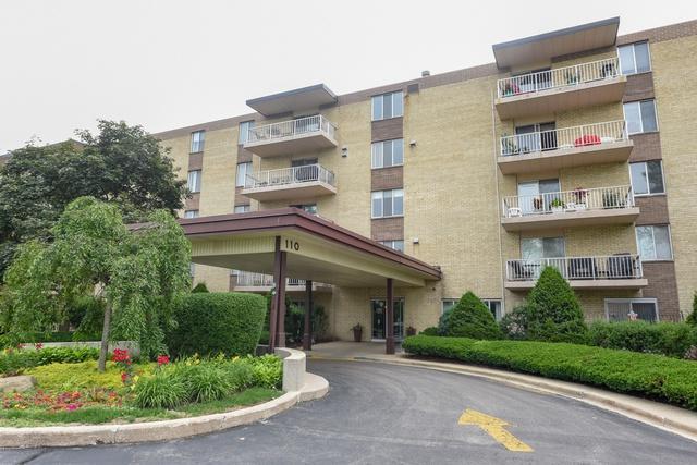 110 W Butterfield Road 410S, Elmhurst, IL 60126 (MLS #09993320) :: Ani Real Estate