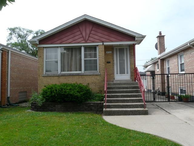3733 W 81st Place, Chicago, IL 60652 (MLS #09993331) :: Ani Real Estate