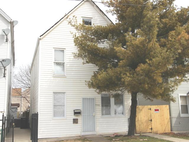 2446 W 48th Street, Chicago, IL 60632 (MLS #09993343) :: Ani Real Estate