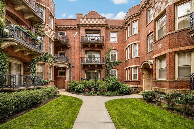 5329 S Harper Avenue #3, Chicago, IL 60615 (MLS #09993361) :: Ani Real Estate