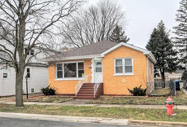 8824 S Talman Avenue, Evergreen Park, IL 60805 (MLS #09993362) :: Ani Real Estate