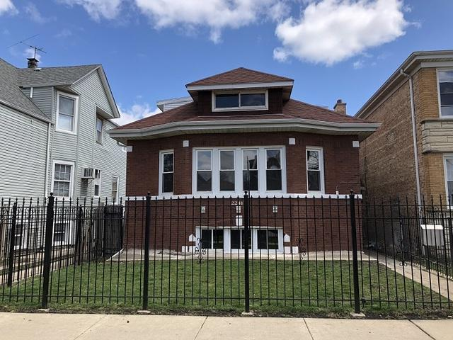 2241 N Major Avenue, Chicago, IL 60639 (MLS #09993451) :: Ani Real Estate