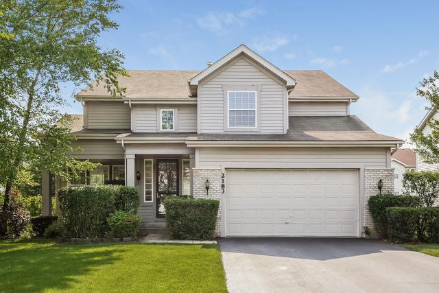 2183 Avalon Drive, Buffalo Grove, IL 60089 (MLS #09993457) :: Ani Real Estate