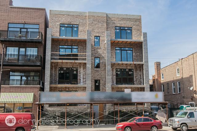 1510 N Western Avenue 3N, Chicago, IL 60622 (MLS #09993641) :: The Perotti Group