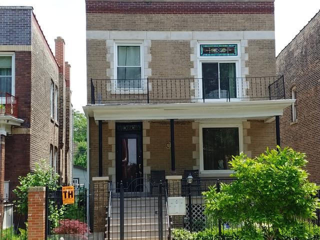 837 N Richmond Street, Chicago, IL 60622 (MLS #09993652) :: The Perotti Group