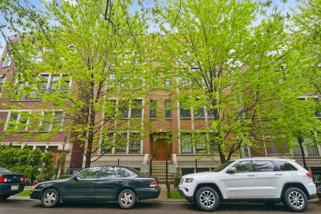 1225 N Paulina Street 3S, Chicago, IL 60622 (MLS #09993678) :: The Perotti Group