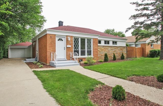 7006 Wilson Terrace, Morton Grove, IL 60053 (MLS #09993718) :: Ani Real Estate