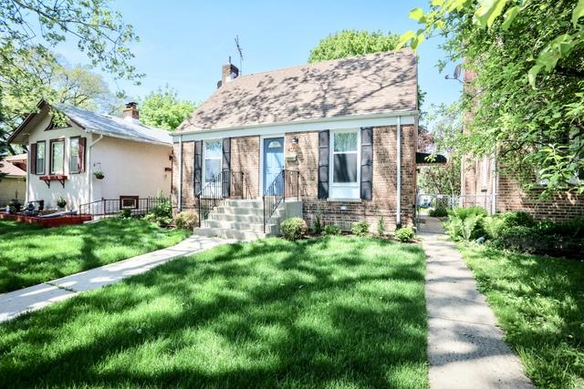 4002 Raymond Avenue, Brookfield, IL 60513 (MLS #09993767) :: The Dena Furlow Team - Keller Williams Realty