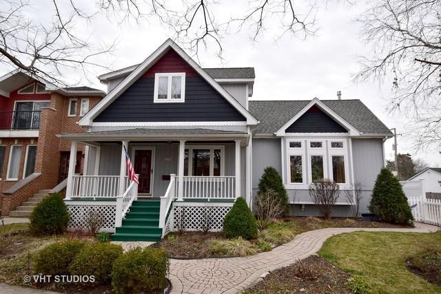 6215 N Nordica Avenue, Chicago, IL 60631 (MLS #09993840) :: Ani Real Estate