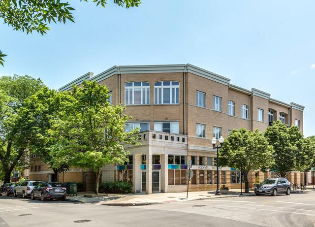 2555 W Leland Avenue #207, Chicago, IL 60625 (MLS #09993925) :: The Dena Furlow Team - Keller Williams Realty