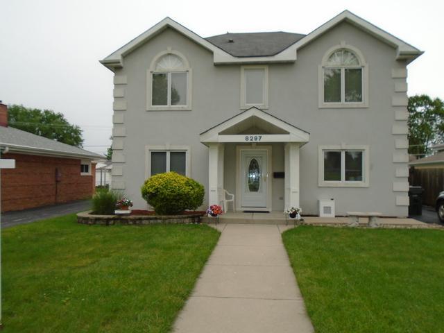 8297 N Washington Street, Niles, IL 60714 (MLS #09994177) :: Ani Real Estate