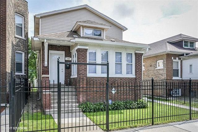 5417 W Congress Parkway, Chicago, IL 60644 (MLS #09994299) :: The Dena Furlow Team - Keller Williams Realty