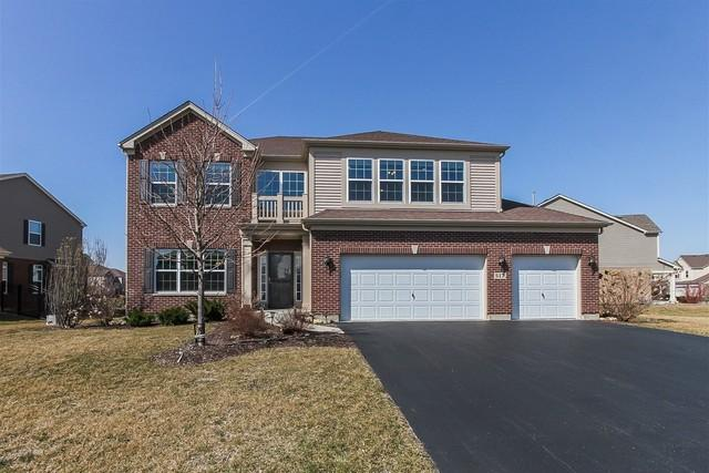 517 Regal Lane, Bolingbrook, IL 60490 (MLS #09994321) :: Ani Real Estate