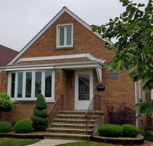 5528 S Mcvicker Avenue, Chicago, IL 60638 (MLS #09994327) :: Ani Real Estate