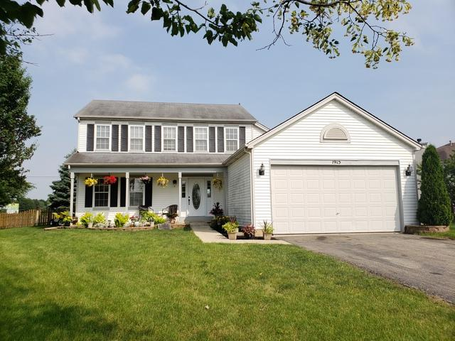 1915 Mayfield Court, Romeoville, IL 60446 (MLS #09994334) :: Ani Real Estate