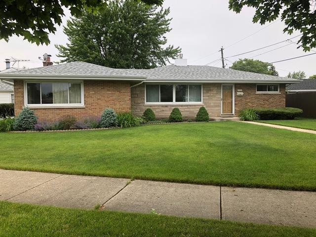 7414 Churchill Street, Morton Grove, IL 60053 (MLS #09994407) :: Ani Real Estate