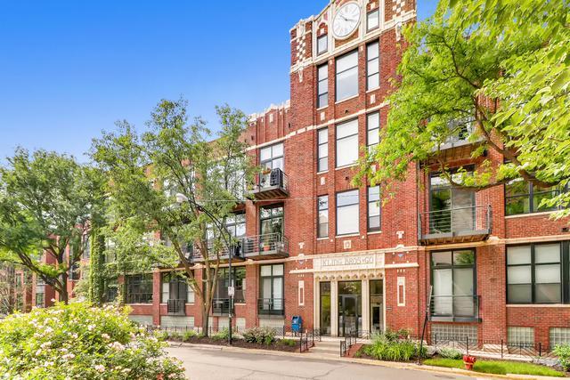 2300 W Wabansia Avenue #334, Chicago, IL 60647 (MLS #09994521) :: The Perotti Group