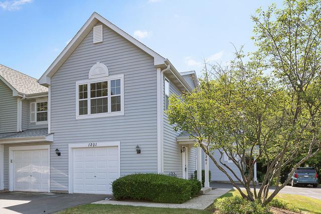 1201 Orleans Drive #1201, Mundelein, IL 60060 (MLS #09994550) :: Helen Oliveri Real Estate
