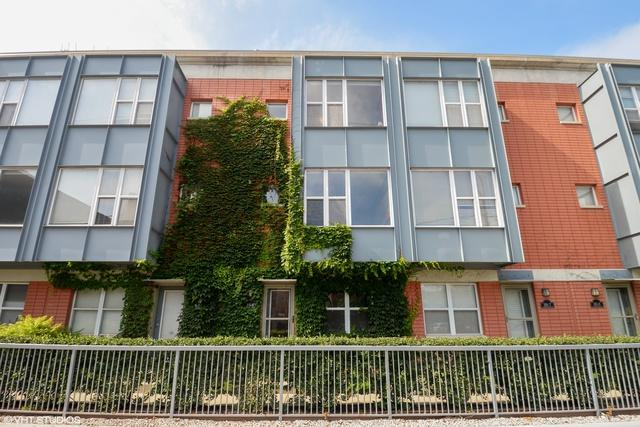 26 S Aberdeen Street #6, Chicago, IL 60607 (MLS #09994635) :: The Perotti Group
