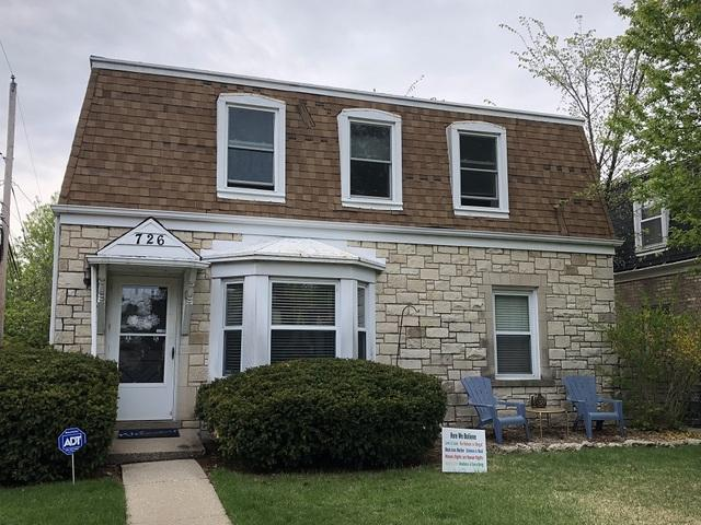 726 Wesley Avenue, Evanston, IL 60202 (MLS #09994643) :: Ani Real Estate