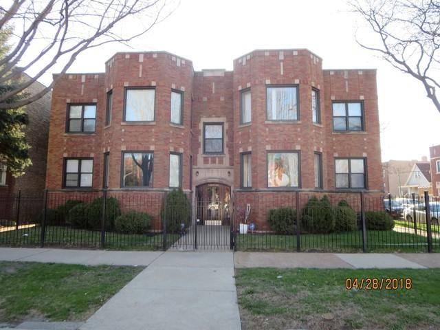 7359 S King Drive #2, Chicago, IL 60619 (MLS #09994661) :: Ani Real Estate