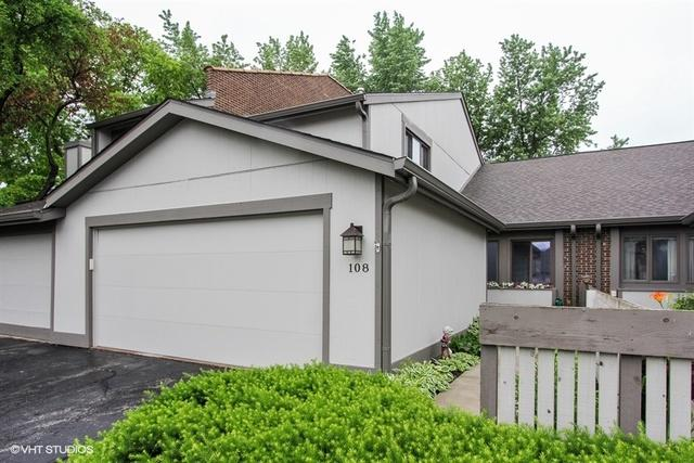 108 Ginger Court, Rolling Meadows, IL 60008 (MLS #09994714) :: Ani Real Estate