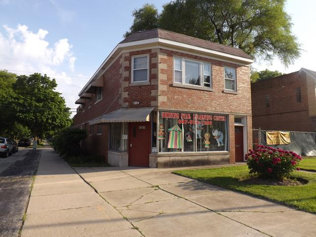 4201 Main Street, Skokie, IL 60076 (MLS #09994719) :: The Dena Furlow Team - Keller Williams Realty