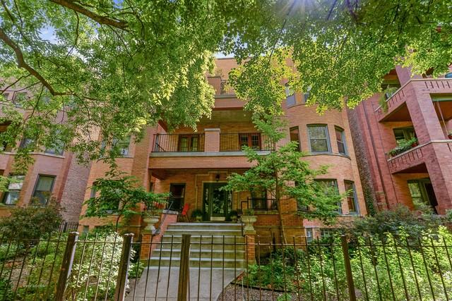 4615 N Magnolia Avenue 1S, Chicago, IL 60640 (MLS #09994790) :: Ani Real Estate