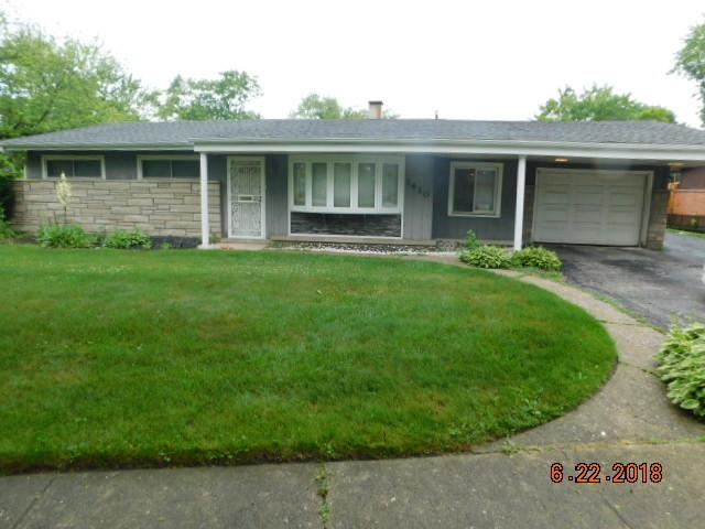 1410 Stanley Boulevard, Calumet City, IL 60409 (MLS #09994911) :: Ani Real Estate