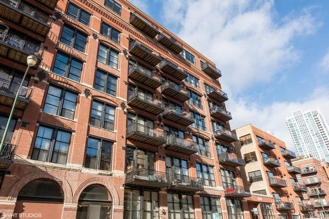 226 N Clinton Street #624, Chicago, IL 60661 (MLS #09994918) :: The Perotti Group